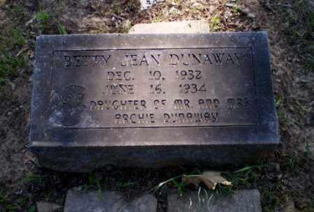DUNAWAY, BETTY JANE - Craighead County, Arkansas | BETTY JANE DUNAWAY - Arkansas Gravestone Photos