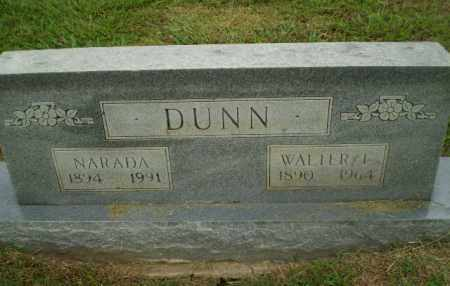DUNN, NARADA - Craighead County, Arkansas | NARADA DUNN - Arkansas Gravestone Photos