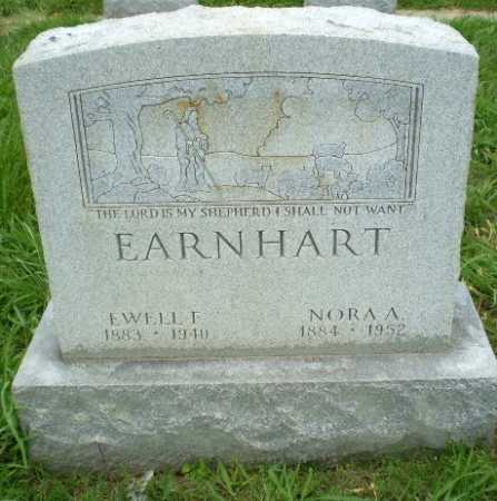 EARNHART, NORA A - Craighead County, Arkansas | NORA A EARNHART - Arkansas Gravestone Photos