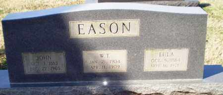 EASON, JOHN - Craighead County, Arkansas | JOHN EASON - Arkansas Gravestone Photos