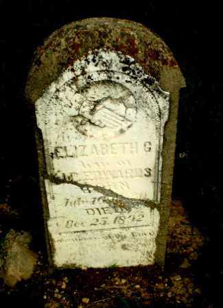 EDWARDS, ELIZABETH G - Craighead County, Arkansas | ELIZABETH G EDWARDS - Arkansas Gravestone Photos