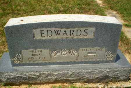EDWARDS, WILLIAM THOMAS - Craighead County, Arkansas | WILLIAM THOMAS EDWARDS - Arkansas Gravestone Photos