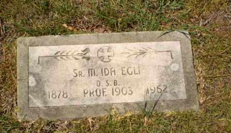 EGLI, SISTER M. IDA - Craighead County, Arkansas | SISTER M. IDA EGLI - Arkansas Gravestone Photos