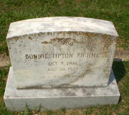 EIGHME, BONNIE - Craighead County, Arkansas | BONNIE EIGHME - Arkansas Gravestone Photos
