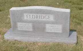 ELDRIDGE, LESSIE C. - Craighead County, Arkansas | LESSIE C. ELDRIDGE - Arkansas Gravestone Photos