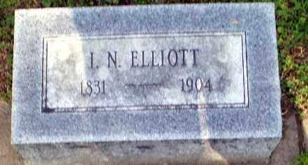 ELLIOTT, I.N. - Craighead County, Arkansas | I.N. ELLIOTT - Arkansas Gravestone Photos