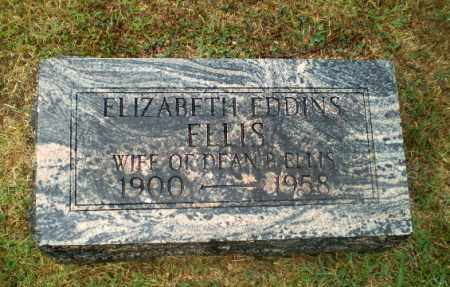 EDDINS ELLS, ELIZABETH - Craighead County, Arkansas | ELIZABETH EDDINS ELLS - Arkansas Gravestone Photos