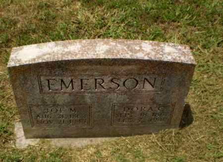 EMERSON, JOE M - Craighead County, Arkansas | JOE M EMERSON - Arkansas Gravestone Photos