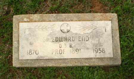 END, SISTER EDWARD - Craighead County, Arkansas | SISTER EDWARD END - Arkansas Gravestone Photos
