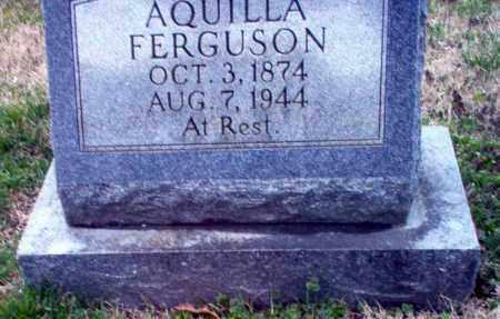 FERGUSON, AQUILLA - Craighead County, Arkansas | AQUILLA FERGUSON - Arkansas Gravestone Photos