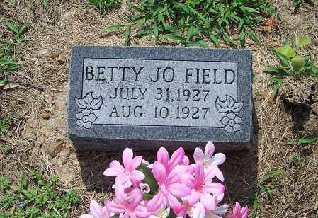 FIELD, BETTY JO - Craighead County, Arkansas | BETTY JO FIELD - Arkansas Gravestone Photos