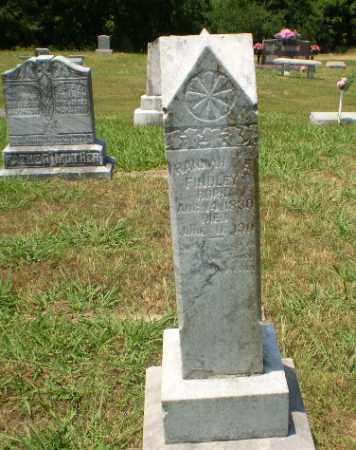 FINDLEY, HANNAH E - Craighead County, Arkansas | HANNAH E FINDLEY - Arkansas Gravestone Photos