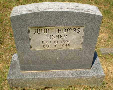 FISHER, JOHN THOMAS - Craighead County, Arkansas | JOHN THOMAS FISHER - Arkansas Gravestone Photos