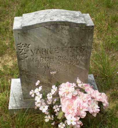 FITTS, VARNIE - Craighead County, Arkansas | VARNIE FITTS - Arkansas Gravestone Photos