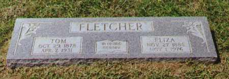 BURRUSS FLETCHER, SARAH ELIZA - Craighead County, Arkansas | SARAH ELIZA BURRUSS FLETCHER - Arkansas Gravestone Photos