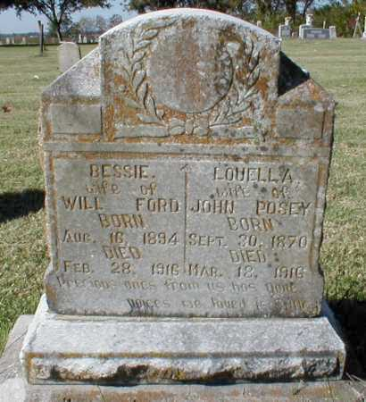 FORD, BESSIE - Craighead County, Arkansas | BESSIE FORD - Arkansas Gravestone Photos