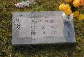 FORD, MARY - Craighead County, Arkansas | MARY FORD - Arkansas Gravestone Photos