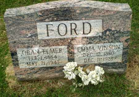 FORD, ORAN ELMER - Craighead County, Arkansas | ORAN ELMER FORD - Arkansas Gravestone Photos