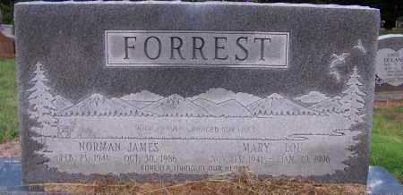 FORREST, NORMAN JAMES - Craighead County, Arkansas | NORMAN JAMES FORREST - Arkansas Gravestone Photos