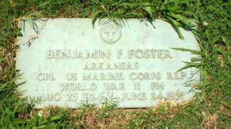FOSTER  (VETERAN WWII), BENJAMIN F - Craighead County, Arkansas | BENJAMIN F FOSTER  (VETERAN WWII) - Arkansas Gravestone Photos