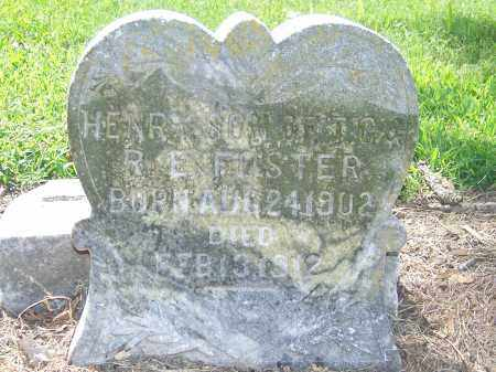 FOSTER, HENRY - Craighead County, Arkansas | HENRY FOSTER - Arkansas Gravestone Photos