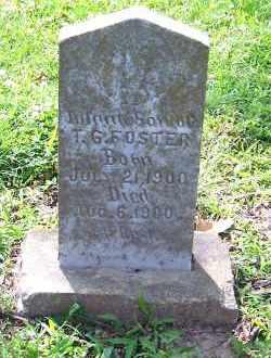 FOSTER, INFANT SON - Craighead County, Arkansas | INFANT SON FOSTER - Arkansas Gravestone Photos