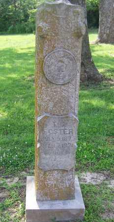 FOSTER, T.G. - Craighead County, Arkansas   T.G. FOSTER - Arkansas Gravestone Photos
