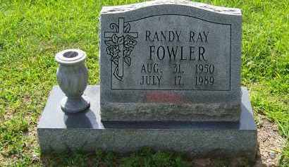 FOWLER, RANDY RAY - Craighead County, Arkansas | RANDY RAY FOWLER - Arkansas Gravestone Photos