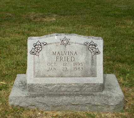 FRIED, MALVINA - Craighead County, Arkansas | MALVINA FRIED - Arkansas Gravestone Photos