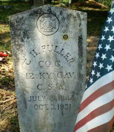 FULLER (VETERAN CSA), C.H. - Craighead County, Arkansas | C.H. FULLER (VETERAN CSA) - Arkansas Gravestone Photos
