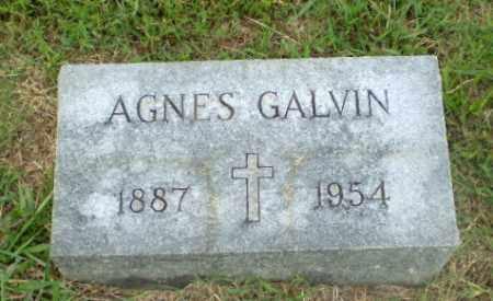GALVIN, AGNES - Craighead County, Arkansas | AGNES GALVIN - Arkansas Gravestone Photos