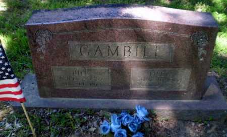 GAMBILL, BILL - Craighead County, Arkansas | BILL GAMBILL - Arkansas Gravestone Photos