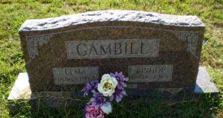 GREEN GAMBILL, ELMA - Craighead County, Arkansas | ELMA GREEN GAMBILL - Arkansas Gravestone Photos