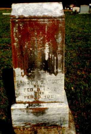 GAMBILL, NANCY R. - Craighead County, Arkansas   NANCY R. GAMBILL - Arkansas Gravestone Photos