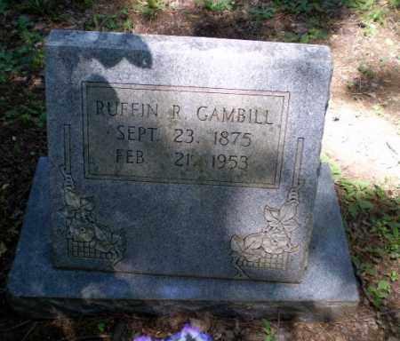 GAMBILL, RUFFIN R - Craighead County, Arkansas | RUFFIN R GAMBILL - Arkansas Gravestone Photos