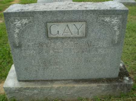 GAY, MADDIE J - Craighead County, Arkansas | MADDIE J GAY - Arkansas Gravestone Photos