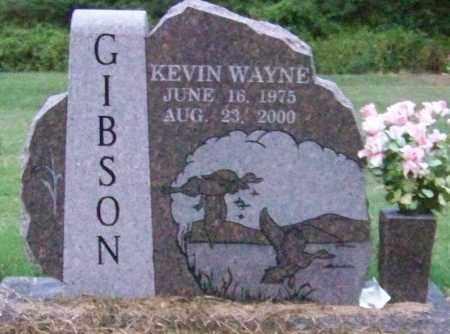 GIBSON, KEVIN WAYNE - Craighead County, Arkansas | KEVIN WAYNE GIBSON - Arkansas Gravestone Photos