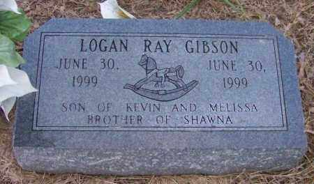 GIBSON, LOGAN RAY - Craighead County, Arkansas | LOGAN RAY GIBSON - Arkansas Gravestone Photos