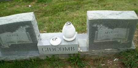GIDCOMB, MYRTLE - Craighead County, Arkansas | MYRTLE GIDCOMB - Arkansas Gravestone Photos