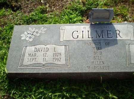 GILMER, DAVID L - Craighead County, Arkansas   DAVID L GILMER - Arkansas Gravestone Photos