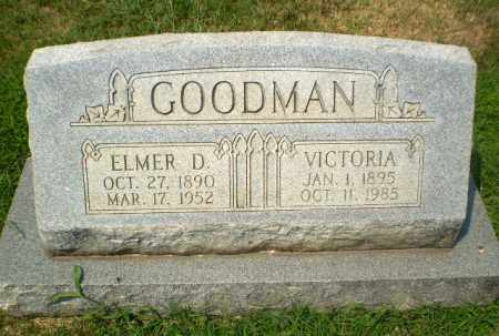 GOODMAN, VICTORIA - Craighead County, Arkansas | VICTORIA GOODMAN - Arkansas Gravestone Photos