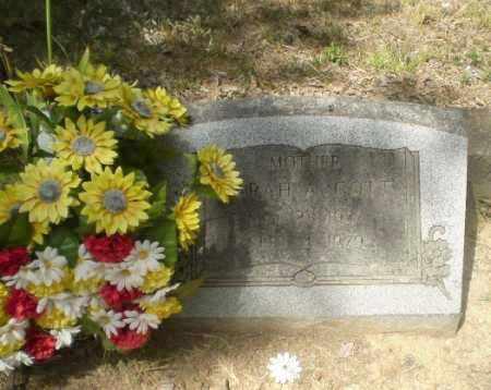 GOTT, SARAH ANN - Craighead County, Arkansas | SARAH ANN GOTT - Arkansas Gravestone Photos