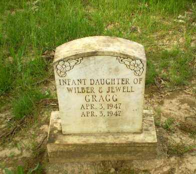 GRAGG, INFANT DAUGHTER - Craighead County, Arkansas | INFANT DAUGHTER GRAGG - Arkansas Gravestone Photos