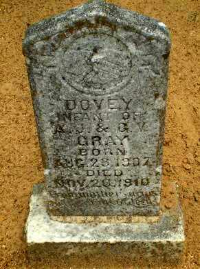 GRAY, DOVEY - Craighead County, Arkansas | DOVEY GRAY - Arkansas Gravestone Photos