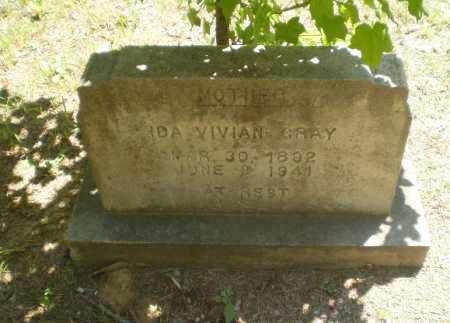 GRAY, IDA VIVIAN - Craighead County, Arkansas | IDA VIVIAN GRAY - Arkansas Gravestone Photos