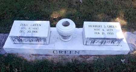 GREEN, DIXIE - Craighead County, Arkansas | DIXIE GREEN - Arkansas Gravestone Photos