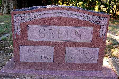 GREEN, LULA - Craighead County, Arkansas | LULA GREEN - Arkansas Gravestone Photos