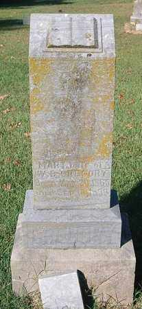 GREGORY, MARY - Craighead County, Arkansas | MARY GREGORY - Arkansas Gravestone Photos