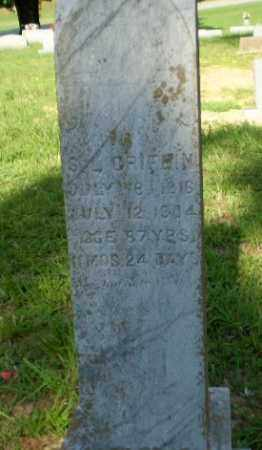 GRIFFIN, S.L. - Craighead County, Arkansas | S.L. GRIFFIN - Arkansas Gravestone Photos