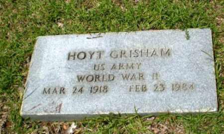 GRISHAM  (VETERAN WWII), HOYT - Craighead County, Arkansas | HOYT GRISHAM  (VETERAN WWII) - Arkansas Gravestone Photos
